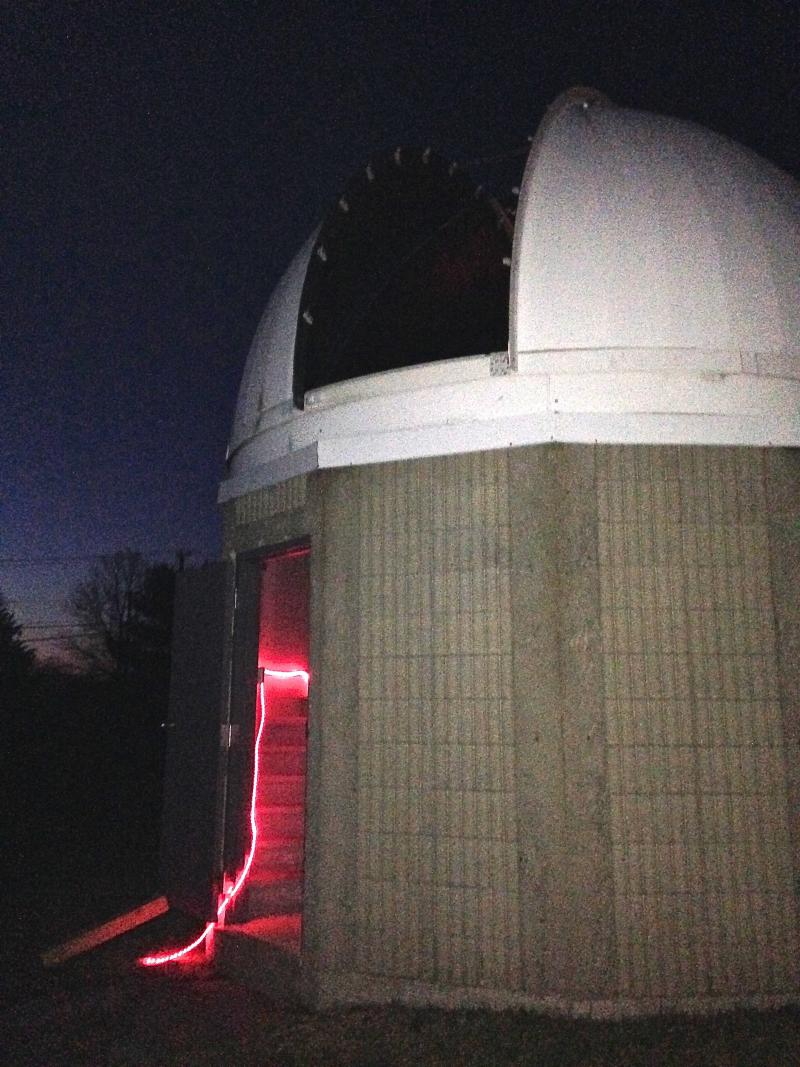 The astronomical observatory at UMass/Dartmouth