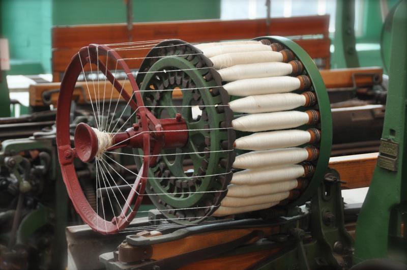 Boott Cotton Mills Museum, Lowell, MA
