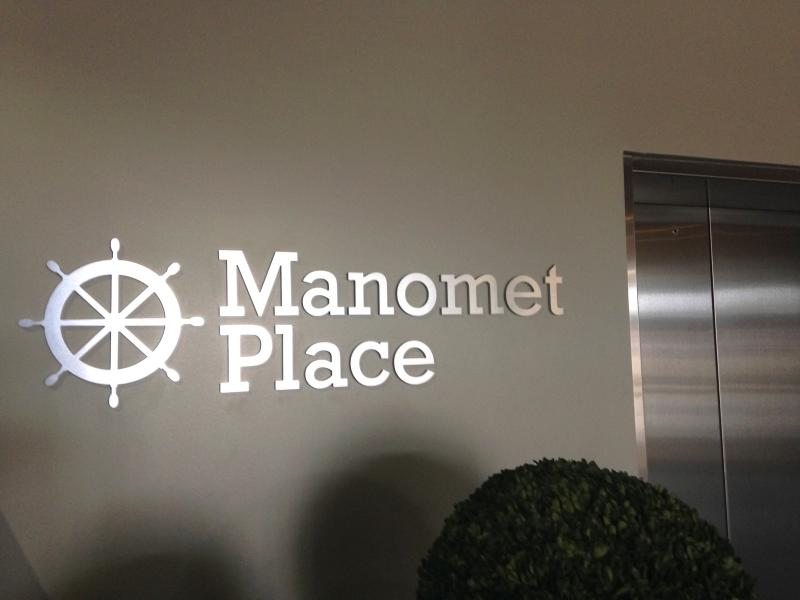Interior of Manomet Place in New Bedford's North End