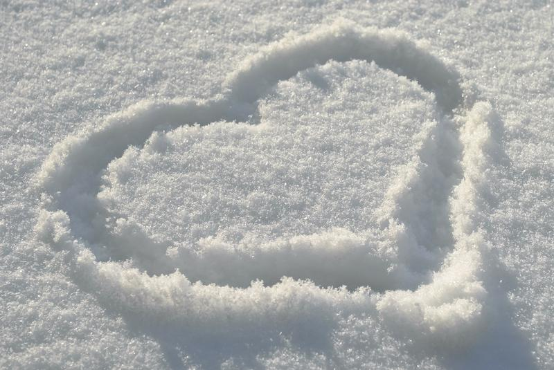 More snow on the way. Are you feeling the love?