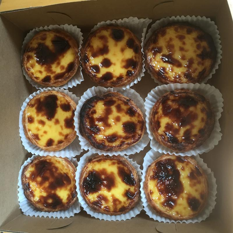 A New Bedford restaurant is offering a free Portuguese pastry -- pastel de nata -- to anyone who brings in a parking citation.
