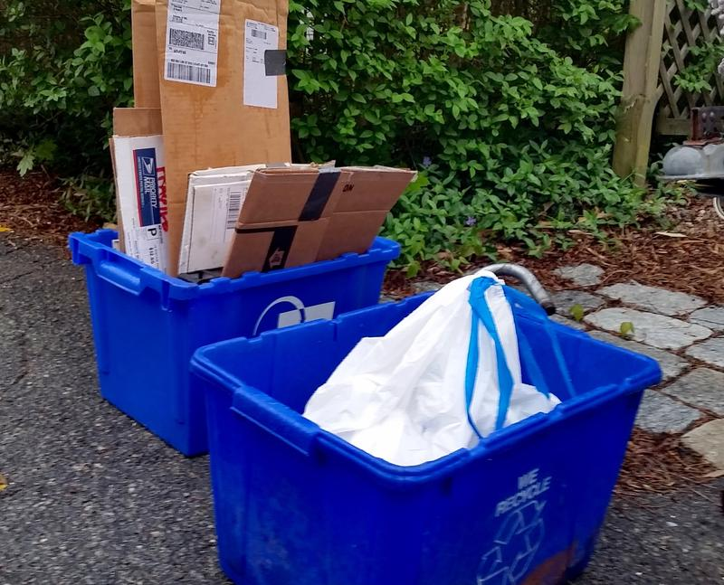 Provincetown is one of three Cape towns that provides curbside trash and recycling pickup for residents.