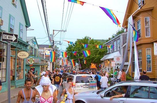 Carnival Week in Provincetown gets going this weekend.