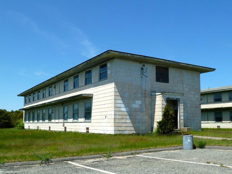 North Truro AFS NCO Barracks Building 39.