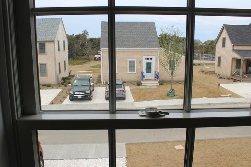 Construction is complete on Phase One of Sachem's Path, a 'workforce housing' development on Nantucket.