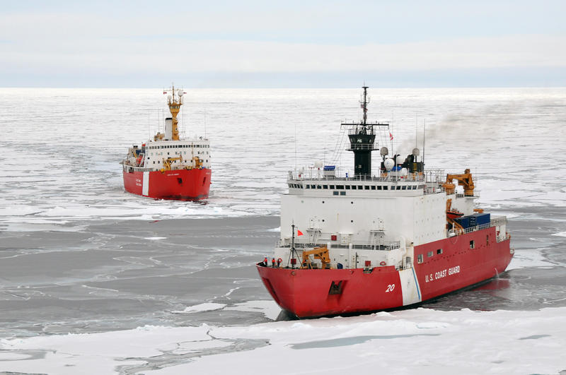 Military leaders are assessing the risks and opportunities in a future ice-free arctic.