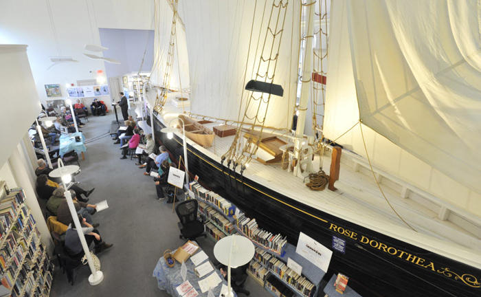 "The Provincetown Public Library hosts a marathon reading of Herman Melville's ""Moby Dick"" beginning on Friday."