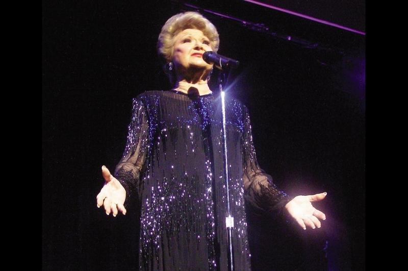 Singer Marilyn Maye is honored this weekend at CaberetFest in Provincetown.