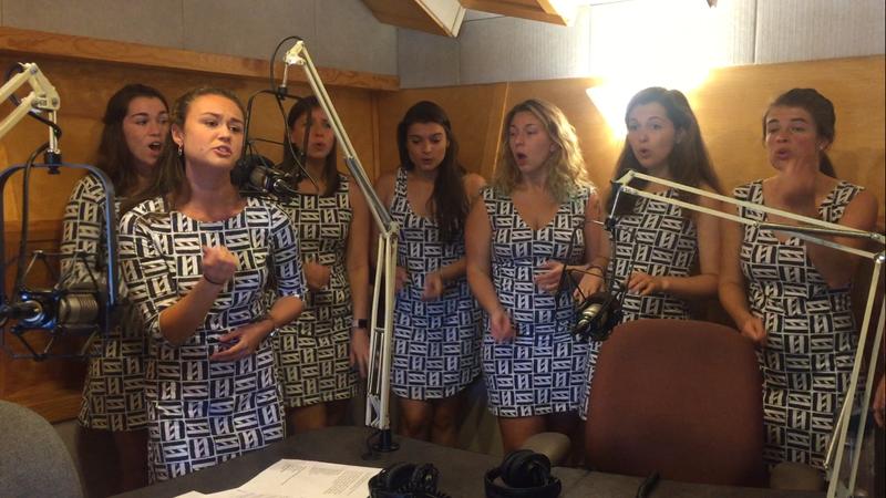 Cape Harmony in Studio
