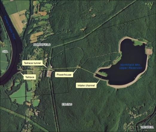 Northfield Mountain Pumped Storage Project is currently one of the largest energy storage systems in Massachusetts.