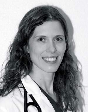 Nevena Zubcevik is at Spaulding Rehabilitation Hospital