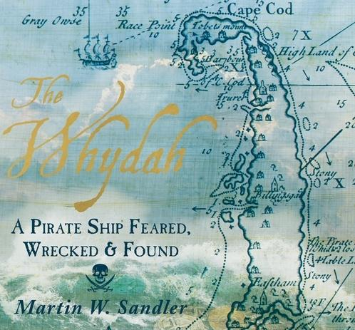 A new book about the Whydah by Martin Sandler