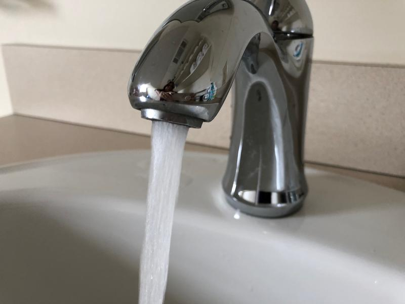 Some of the chemicals could be byproducts of your town's water treatment process.