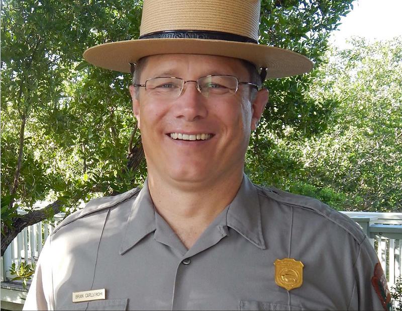 Superintendent Carlstrom
