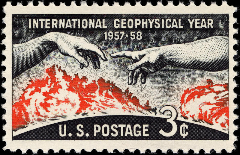 The 1957 International Geophysical Year helped build bridges between American and Russian scientists, even as Cold War tensions continued.