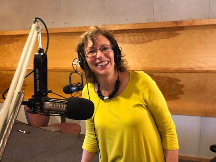 Anne Jolles in The Point studio