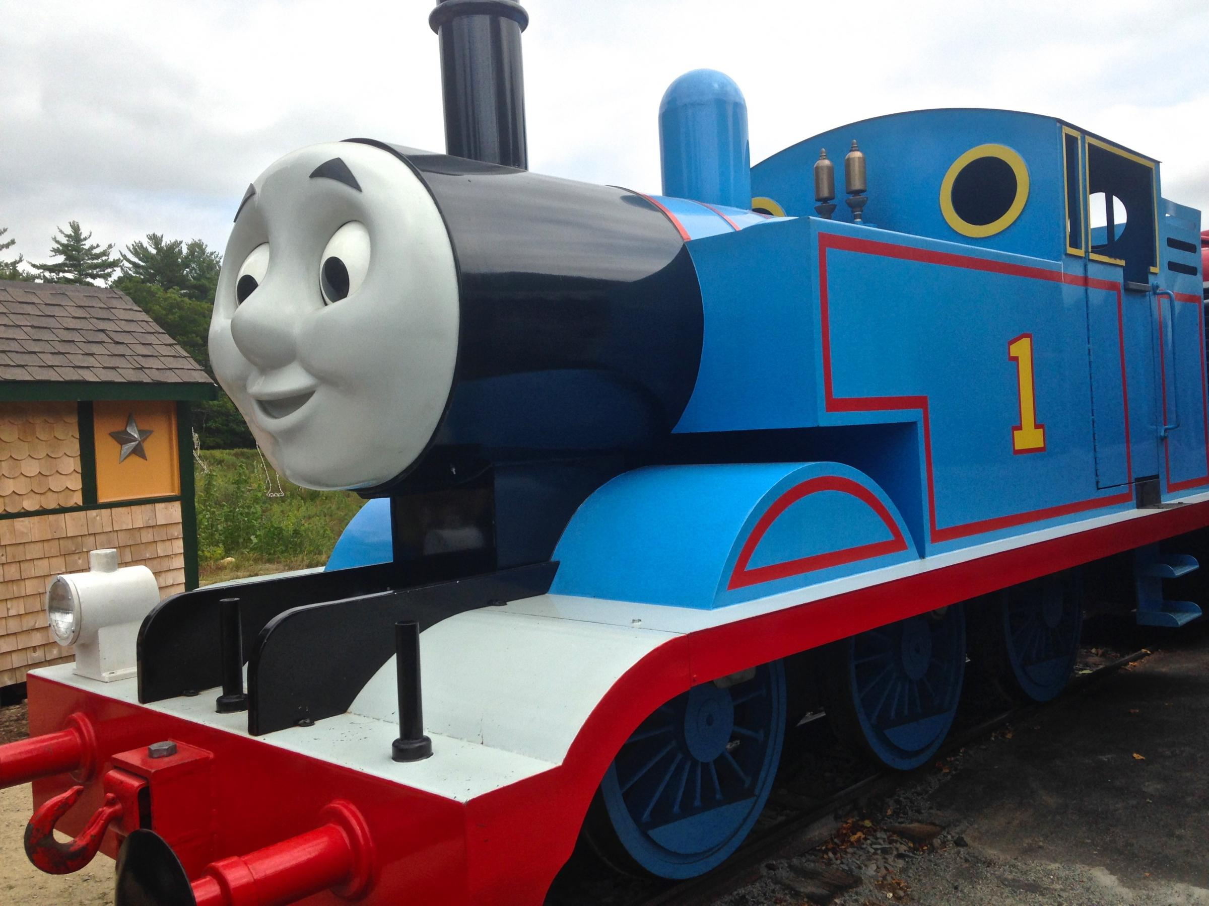 Thomas Land Coming To Edaville USA | WCAI