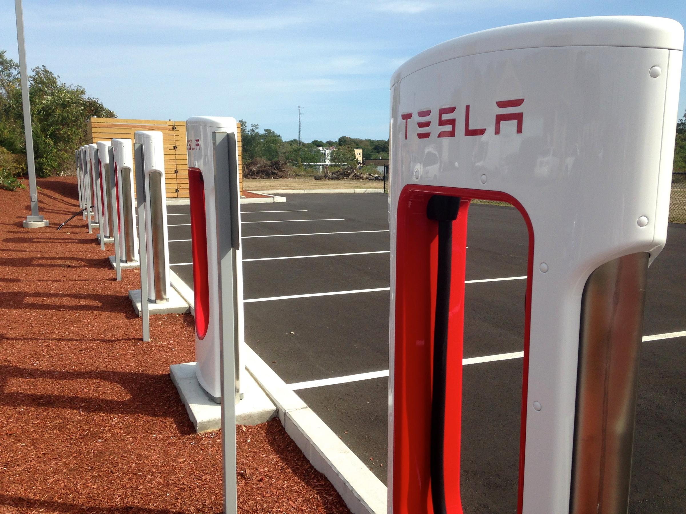 Electric Vehicle Charging Stations Still Sparse On Cape Islands And