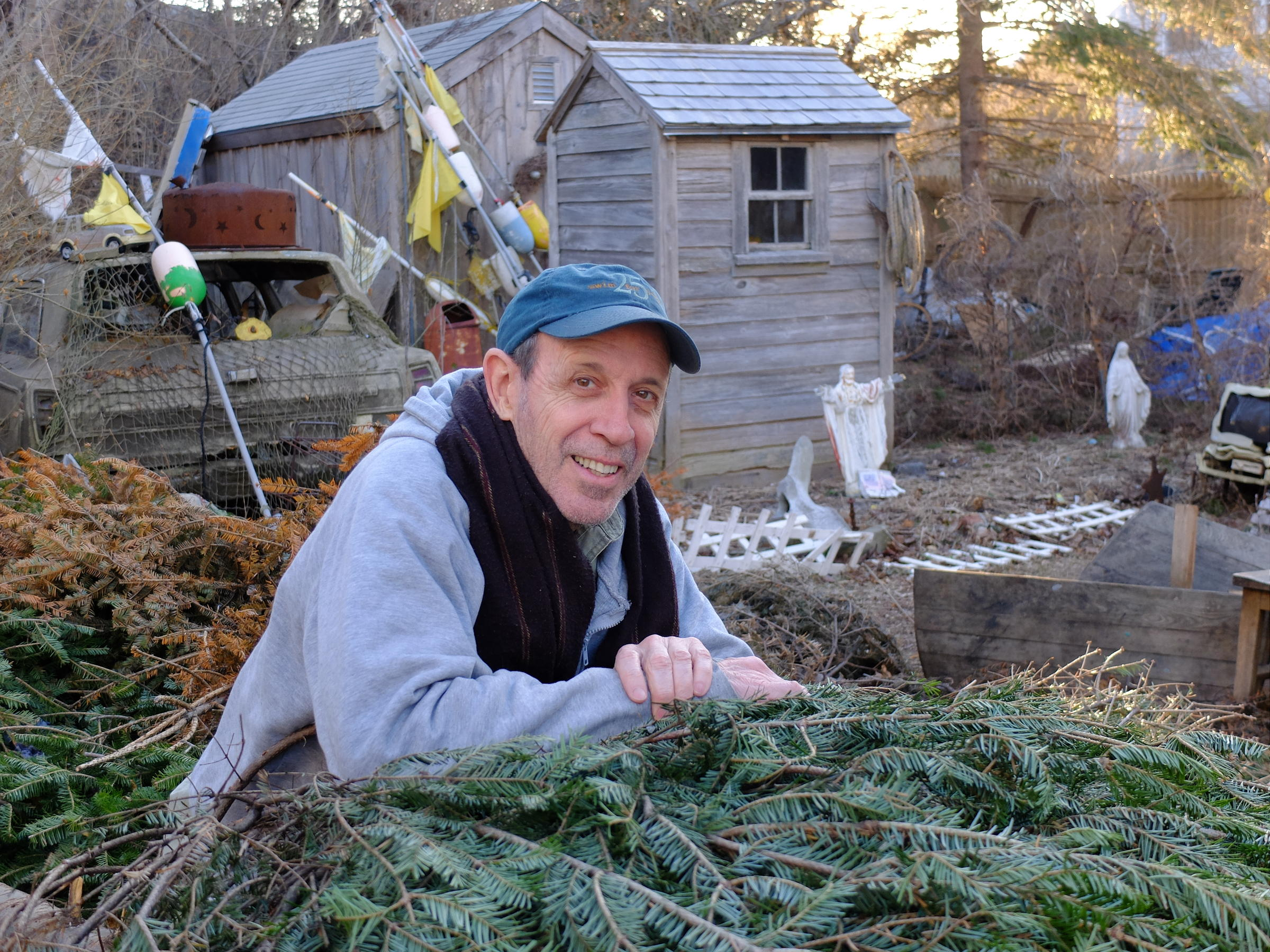 provincetown performance artist jay critchley finds an unusual