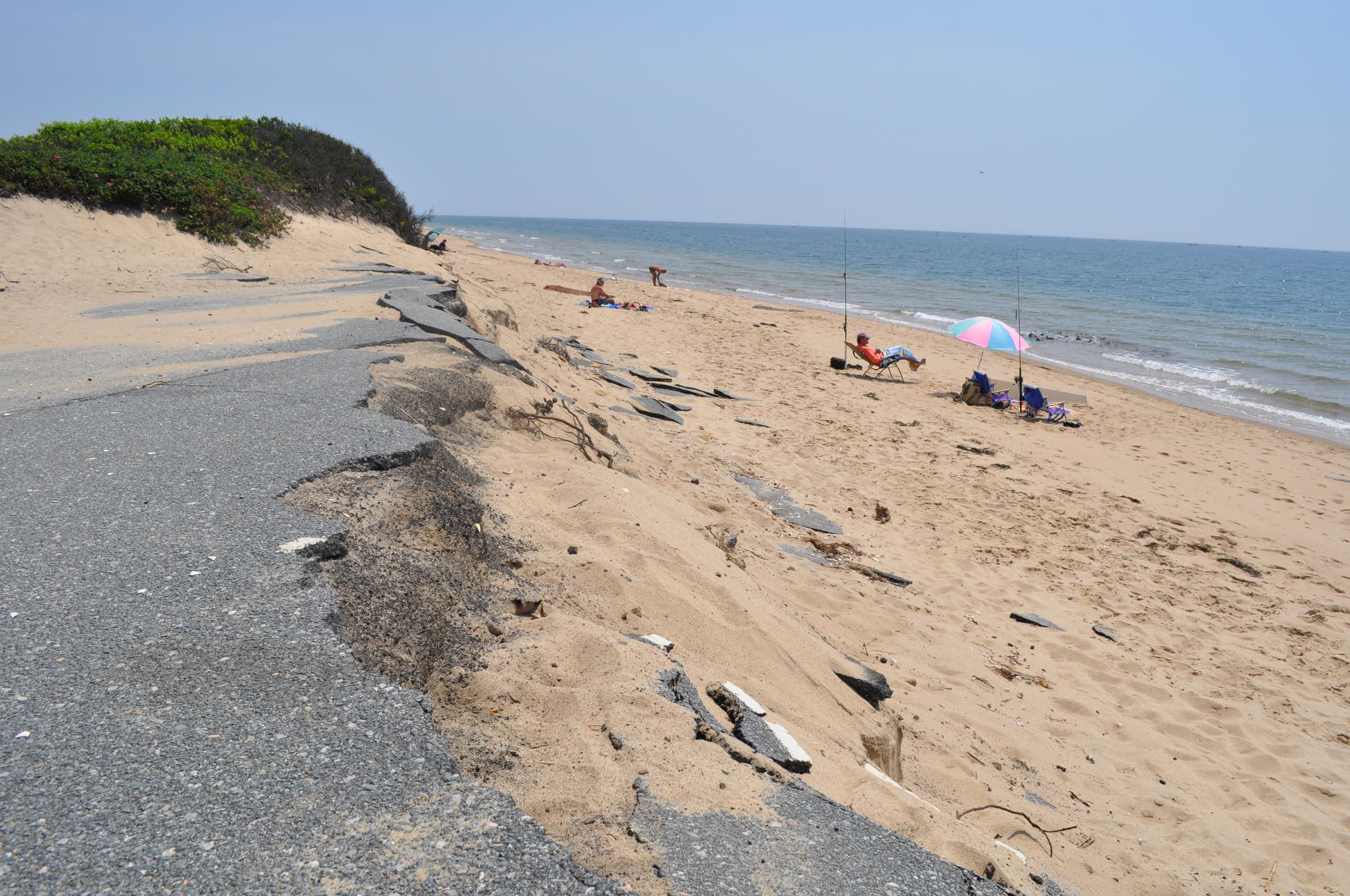 National Seashore Trying To Understand, Adapt To Erosion Hotspots
