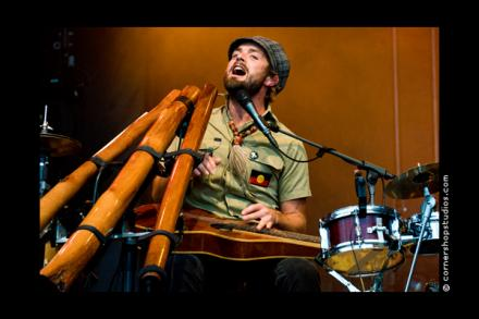 Xavier Rudd Live From Studio A