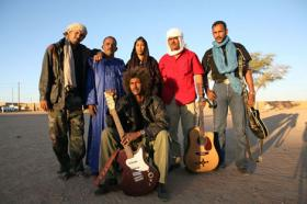 Tinariwen Live From Studio A