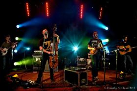 WCBE Presents Yonder Mountain String Band @ The LC!