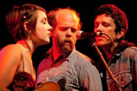 Bonnie 'Prince' Billy, Cheyenne Marie Mize and Emmett Kelly will perform Live From Studio A @ WCBE!