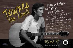 Townes Van Zandt Tribute