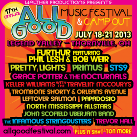 All Good Music Festival
