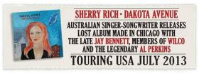 Sherry Rich will perform Live From Studio A