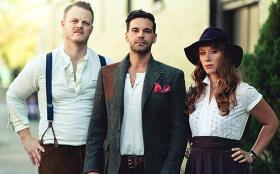 WCBE presents The Lone Bellow