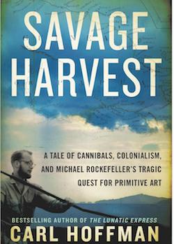 Carl Hoffman's Book cover