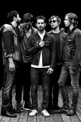 Sam Roberts Band will perform Live From Studio A