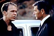 Donnie Wahlberg and Robert Forster