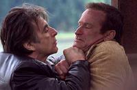 """Al Pacino and Robin Williams in \""""Insomnia\"""""""