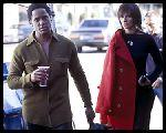 Blair Underwood and Julia Roberts
