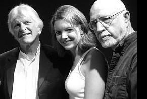It's Movie Time: John DeSando, Kristin Dreyer Kramer, Clay Lowe