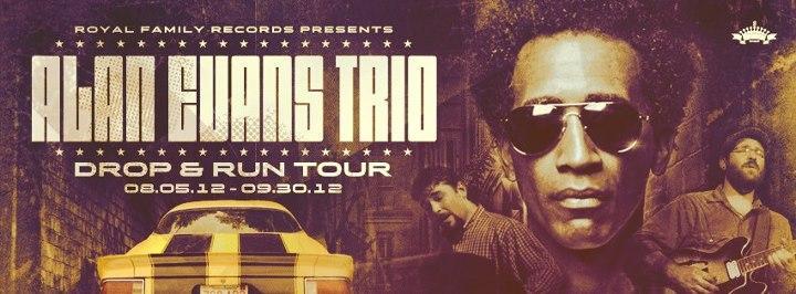 Alan Evans Trio Live From Studio A