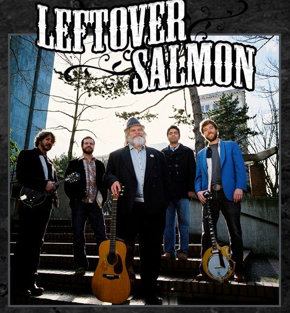 Leftover Salmon Live From Studio A