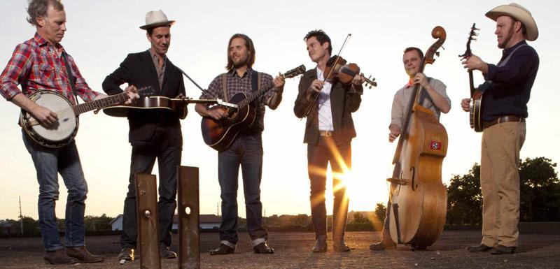 Old Crow Medicine Show Live From Studio A