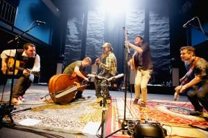 The Infamous Stringdusters Live From Studio A