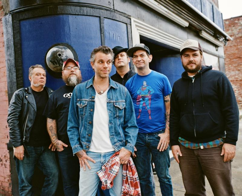 Lucero At The Bluestone on May 1st!
