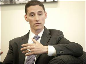 State Treasurer Josh Mandel