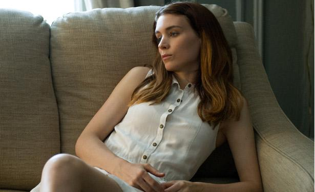 Rooney Mara as depressed Emily