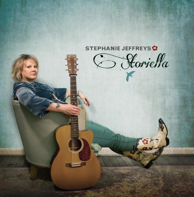 Stephanie Jeffreys will perform Live From Studio A