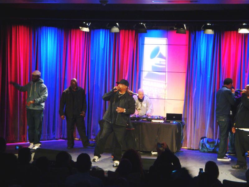 Chuck D and Public Enemy bum rush the Grammy Museum