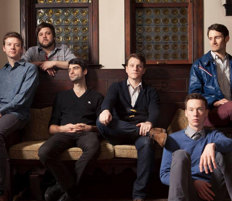 Hey Marseilles will perform Live From Studio A