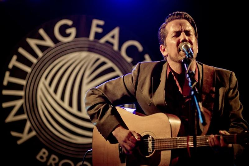 Patrick Sweany will perform Live From Studio A