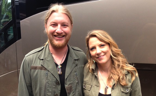 Susan Tedeschi & Derek Trucks will perform Live From Studio A